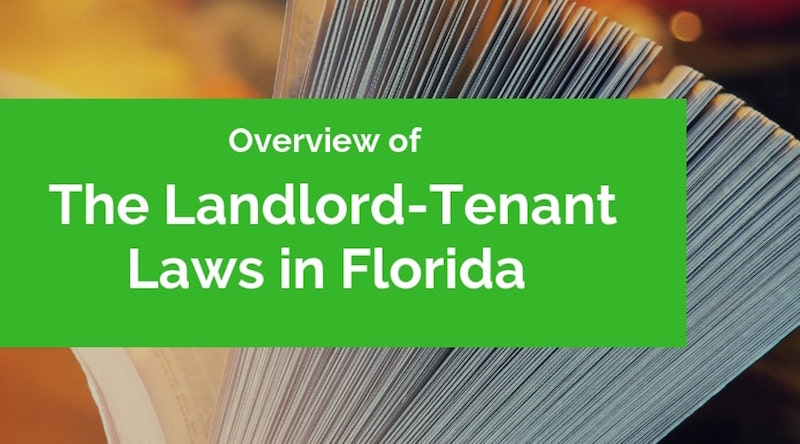 Florida S Landlord Tenant Laws Rights And Responsibilities